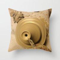 Ceramic Throw Pillow