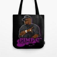 Chad 'Pimp C' Butler Tote Bag