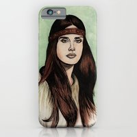 iPhone & iPod Case featuring LDR VIII by Daniel Cash
