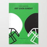 No420 My ANY GIVEN SUNDA… Canvas Print