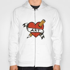 In love with Art Hoody