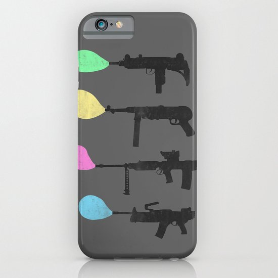 Bubble Guns iPhone & iPod Case
