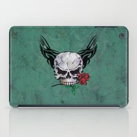 Skull II iPad Case