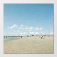 Big Skies Canvas Print