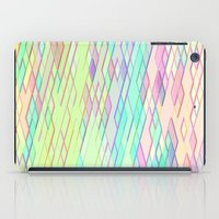 Re-Created Vertices No. 0 by Robert S. Lee iPad Case