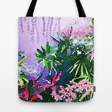 Singapore Summer Tote Bag