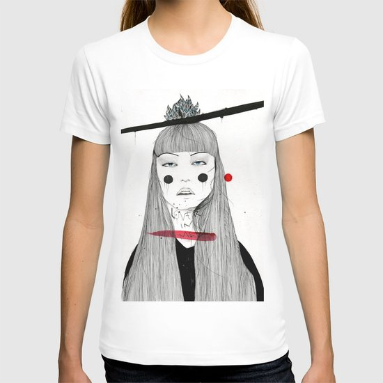 Lover in Me T-shirt