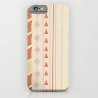 iPhone & iPod Case featuring tribal by Tiffany Jones