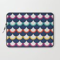 Retro Scales Laptop Sleeve