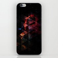 Galactic Cocktail iPhone & iPod Skin