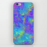 Psychedelic Mushrooms Ef… iPhone & iPod Skin