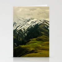 Spider Mountain Stationery Cards
