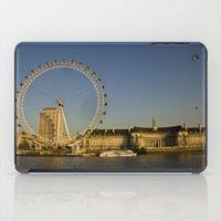 London Eye iPad Case