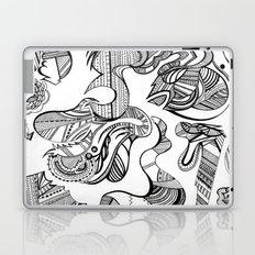 MexicandatewithMargaritas Laptop & iPad Skin