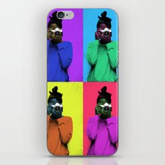 The Warhol Affect iPhone & iPod Skin