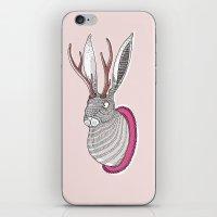 Deer Rabbit iPhone & iPod Skin