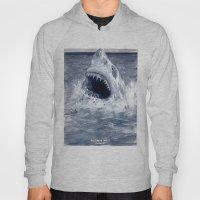 Shark Attacks! ( By Luca… Hoody