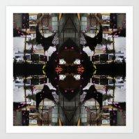 Mandala Series #15 Art Print