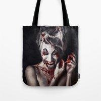 The Joker Has A Sister Tote Bag