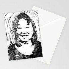 Eileen Stamp Stationery Cards