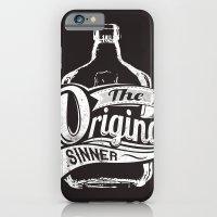 The original sinner iPhone 6 Slim Case