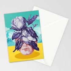 hidden face Stationery Cards