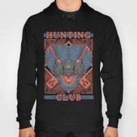 Hunting Club: Nargacuga  Hoody
