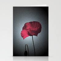 Dark Remembrance Stationery Cards