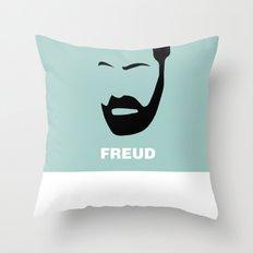 FREUD Throw Pillow