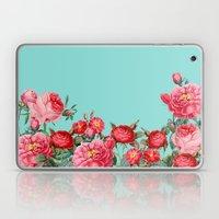 Fab Floral Laptop & iPad Skin