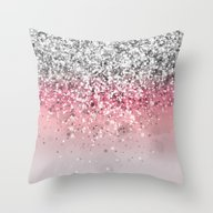 Throw Pillow featuring Spark Variations VII by Rain Carnival