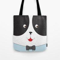Lovely Panda! - Cute, Fu… Tote Bag