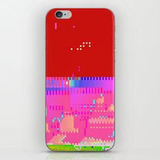 Wolf Finds A Payphone iPhone & iPod Skin