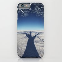 iPhone & iPod Case featuring Shadow of the Tree by Shaun Lowe
