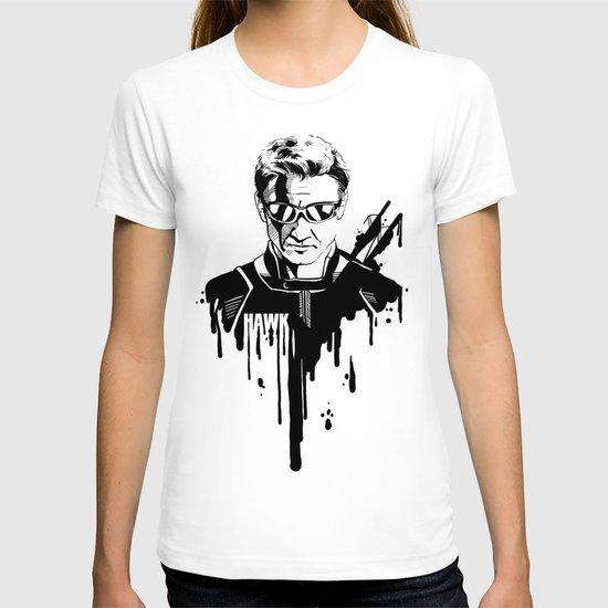 Avengers in Ink: Hawkeye T-shirt