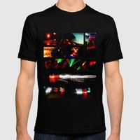 Do You See What I See? Mens Fitted Tee Black SMALL