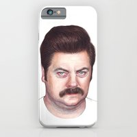 iPhone & iPod Case featuring Ron  by Olechka