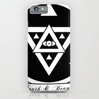 Truth And Beauty iPhone 6 Slim Case