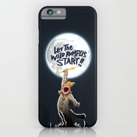 iPhone & iPod Case featuring Where the wild things are by Adrien ADN Noterdaem