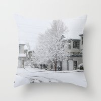 On My Way To Grandmas'… Throw Pillow