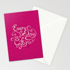 Every Day is a Gift I Stationery Cards