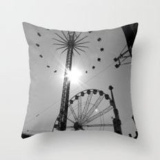 Amsterdam Fair Throw Pillow
