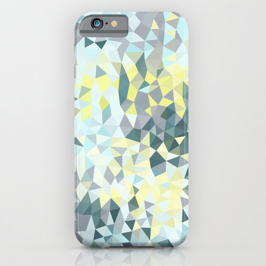 Spring Rain Tris iPhone & iPod Case