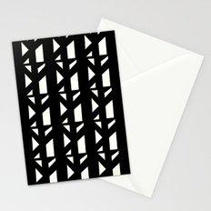 Marsman Black & White Pattern Stationery Cards