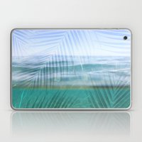 Palms over water  Laptop & iPad Skin