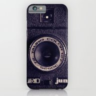 Vintage Black Camera And… iPhone 6 Slim Case
