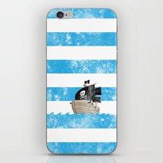 Pirates Love Stripes iPhone & iPod Skin