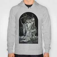 Death And The Maiden III Hoody