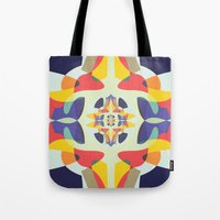 The More You Look, The M… Tote Bag