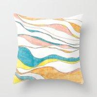 Heritage Throw Pillow